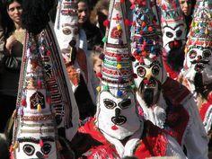 Kukeri Costumes & Festival, Bulgaria