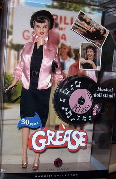Rizzo (Stockard Channing) of Grease Barbie Collector Series Doll by Mattel, 2007