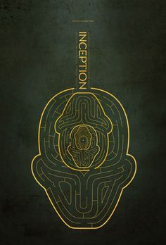 head within head - book within book? also diggin the maze idea
