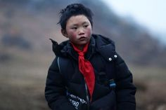 Frost Boy in China Warms Up the Internet and Stirs Poverty Debate