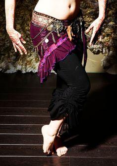 Lovely Stretchy Lightweight Cabaret Tribal by SakkaraClothing, $65.00