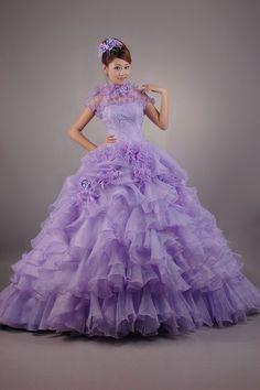 カラードレス プリンセス-6150953