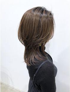 Pin on ボブ Haircuts For Medium Hair, Medium Layered Haircuts, Medium Hair Cuts, Hairstyles Haircuts, Medium Hair Styles, Curly Hair Styles, Haircuts Straight Hair, Asian Short Hair, Short Hair Wigs