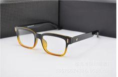 78a1533a264 Fashion Optical Spectacle Frame Eyeglasses Women Men Clear Transparent Glasses  Eyewear Large Square Frame Prescription Glasses