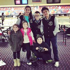 Went bowling after dinner > DREAMxBELIVExACHIEVE > #KidsBJJ #bjj #JiuJitsu #JiuJitsuKids  #BJJLifeStyle #JiuJitsuLife #bjjLife #Jits #JiuJitsuLifeStyle #kidsjiujitsu #Knoxx #KnoxxGear #Yamasaki #YamasakiJiuJitsu #YamasakiStrong #YamasakiAcademy #aoj #aojstyle #巴西柔術 #巴西柔术 #柔術 #武道 #柔道 #巴柔 #ブラジリアン柔術 #スパーリング #브라질주짓수 #스파링 #주짓수 #戰無不勝