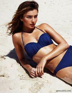 Andreea Diaconu for H&M Swimwear 2014 - http://qpmodels.com/european-models/andreea-diaconu/6109-andreea-diaconu-for-hm-swimwear-2014.html