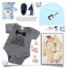 """JetSetShop #10"" by samra-bv ❤ liked on Polyvore featuring Carter's, love, sweet, Baby, babyaccessories and cutenes"