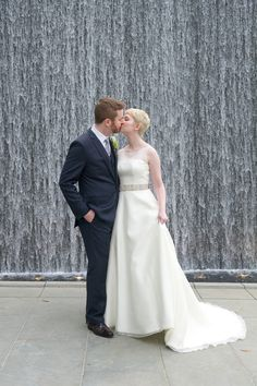 Modern Museum Wedding in Louisiana | Images by Catherine Guidry Photography