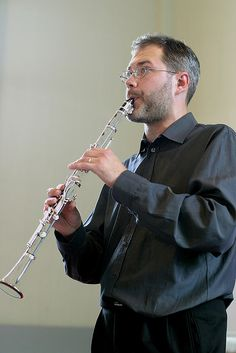 """Glass clarinet? Does that scream """"not in marching band"""" or what?"""