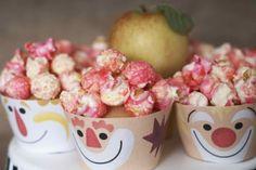 Cupcakes festa menina ; tema circo