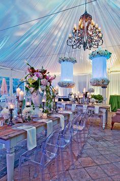 Hotel ZaZa Houston - Weddings, Poolside Tent