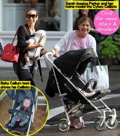 The European Super-Stroller That's Got Celebrity Parents Going Gaga! - Hollywood Life