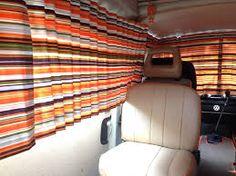 Image Result For Vw Camper Van Curtains