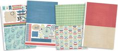 FREE patterned papers for Father's Day from issue 113! - Papercraft Inspirations