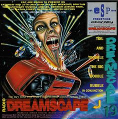 dreamscape 19 -i went to this,had a blinder,remember the stripper?
