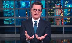 Stephen Colbert Rips Apart Donald Trump's First Major Speech To Congress | The Huffington Post