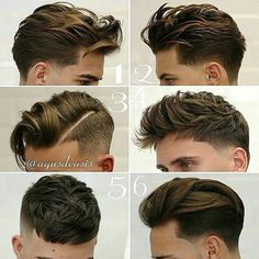 @agusdeasis - Which one is your favourite?! ❤ #MENSHAIRWORLD Comment below