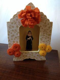 Oratório Santa Rita! (Flores de Feltro)
