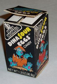 Willy Wonka DinoSour Eggs