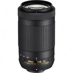 da534d459813 MFR  Nikon AF-P DX NIKKOR ED VR Lens. The AF-P series of lenses uses a  special pulse motor AF system which uses stepping motors for smooth