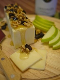 """Happy Friday! I am off to """"Camp Blogaway"""" this weekend – a food bloggers conference in the mountains outside LA. It should be a great time and I am excited to meet fellow bloggers and learn some fantastic tips! In the meantime, I wanted to give you a fast and fun wine and cheese recipe [...]"""