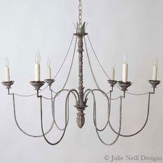 Dixon Chandelier - Julie Neill Designs