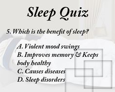 Are you an expert on sleep? Answer our sleep quiz and find out. #quiz #quiztime #weeklychallenge #quizzes #Kartabed