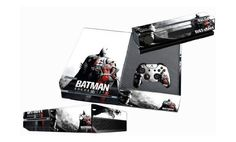 xbox one skins batman arkham city for xbox one console and controller