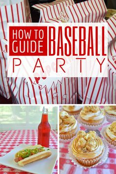 How to Throw a Baseball Party : Apartment Living Blog