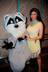 All sizes | Pocahontas and Meeko | Flickr - Photo Sharing!