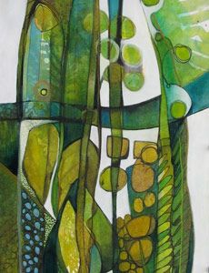 Germinate - Debra Andrews Artist, BC Canada