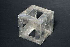 Plastic Bottle Origami Do-It-Yourself Ideas Recycled Plastic