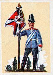 "Dragoon Regiment ""King Frederick III"" (2nd Silesian) No.8"