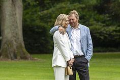 Fotosessie koninklijk gezin zomer 2020 - Blauw Bloed