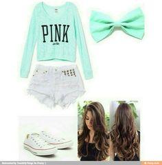 Soooo cute I love the shorts !!!!!!!
