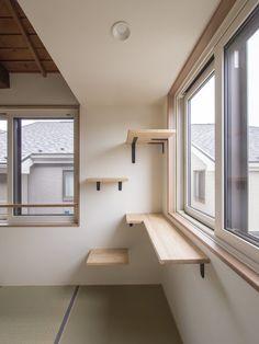 猫と茶の間暮らし インテリア / リノベーション / リフォーム / LDK / リビング / 猫 / 猫階段 / 収納 / インテリアコーディネート / ライフスタイル / 戸建て