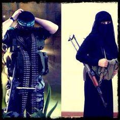 Jehad Islamic Quotes Sabr, Abu Bakr Al Baghdadi, Stylish Girl Pic, Niqab, Palestine, Anime Art Girl, Girl Cartoon, Islamic Art, Aesthetic Girl