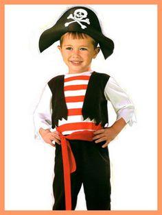 ハロウィン仮装の手作りアイデア男の子編!スターウォーズ・おばけ ... 海賊仮装 Pirates, Costumes, Halloween, Party, Kids, Jackets, Crafts, Sew, Clothing