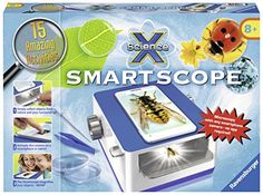 Ravensburger Science X Smartscope Science Kit ** Learn more by visiting the image link. Note:It is Affiliate Link to Amazon.