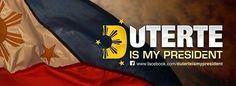 Mr. Rodrigo Roa Duterte  Is My President