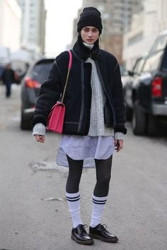 All the Best Street Style Straight from New York Fashion Week