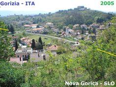 Confini amministrativi - Riigipiirid - Political borders - 国境 - 边界: 2005 IT-SI Itaalia-Sloveenia Italia-Slovenia