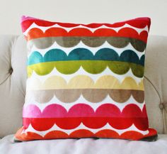 Jonathan Adler Pillow Designer Pillow Cover by MotifPillows