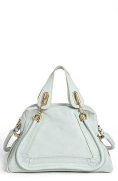 Chloé 'Paraty - Medium' Leather Satchel on shopstyle.com