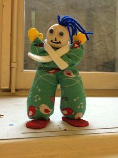 Marionnettes clown