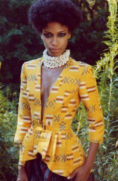 Loza Maléombho est une pointure dans le monde des marques de mode d'inspiration afro. La marque basée a New York depuis 2009 est l'oeuvre de sa créatrice Loza Maléombho, néé au Brésil, ayant grandi entre les Etats-Unis et la Côte d'Ivoire; C'est d'ailleurs dans ce dernier pays cité que la marque a installé ses unités ...