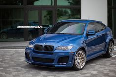 BMW X6M Widebody Build By Wheels Boutique