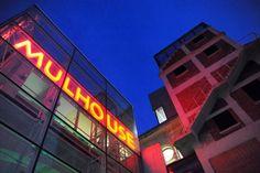 La Kunsthalle, centre d'art contemporain, à #Mulhouse #Alsace