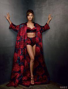 kimono lingerie printed