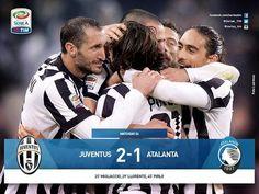 Juventus Atalanta 2-1